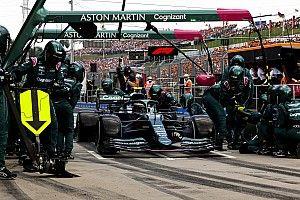 Aston Martin, Vettel'in diskalifiyesine karşı yeni adımlar atmayı düşünüyor