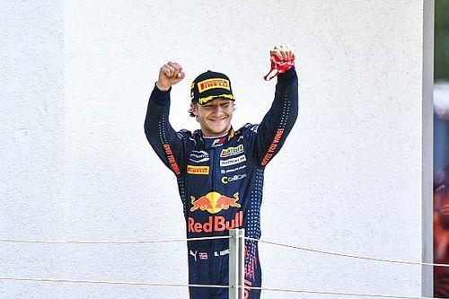 Новый Ферстаппен: эксклюзивное интервью с юным талантом Red Bull