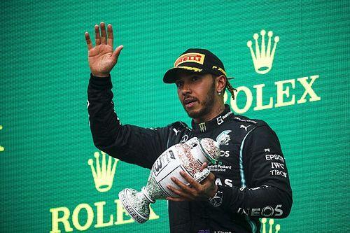 Hamilton acabó en el médico con mareos y fatiga tras el GP de Hungría