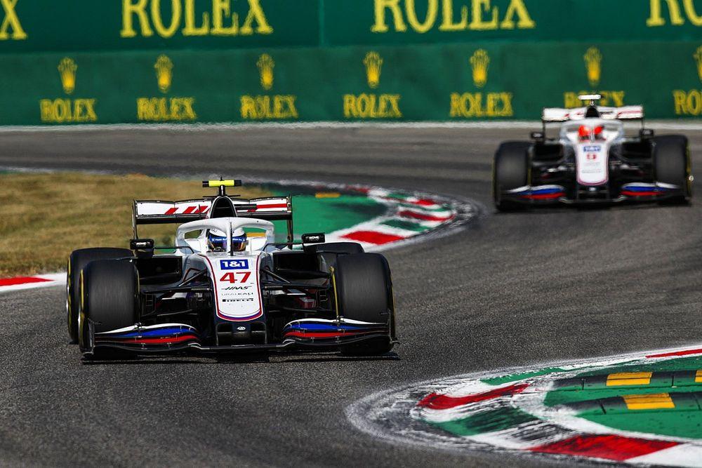 Mazepin elnézést kért Schumachertől az újabb ütközésük után