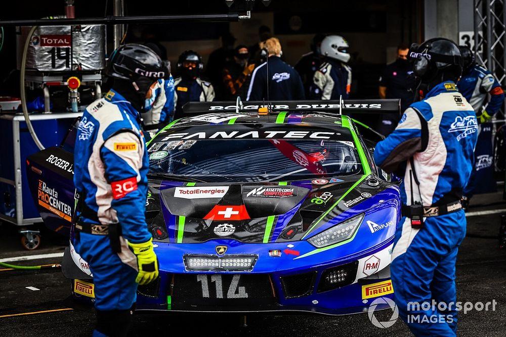 GTWC: Aitken torna sulla Lamborghini a Barcellona