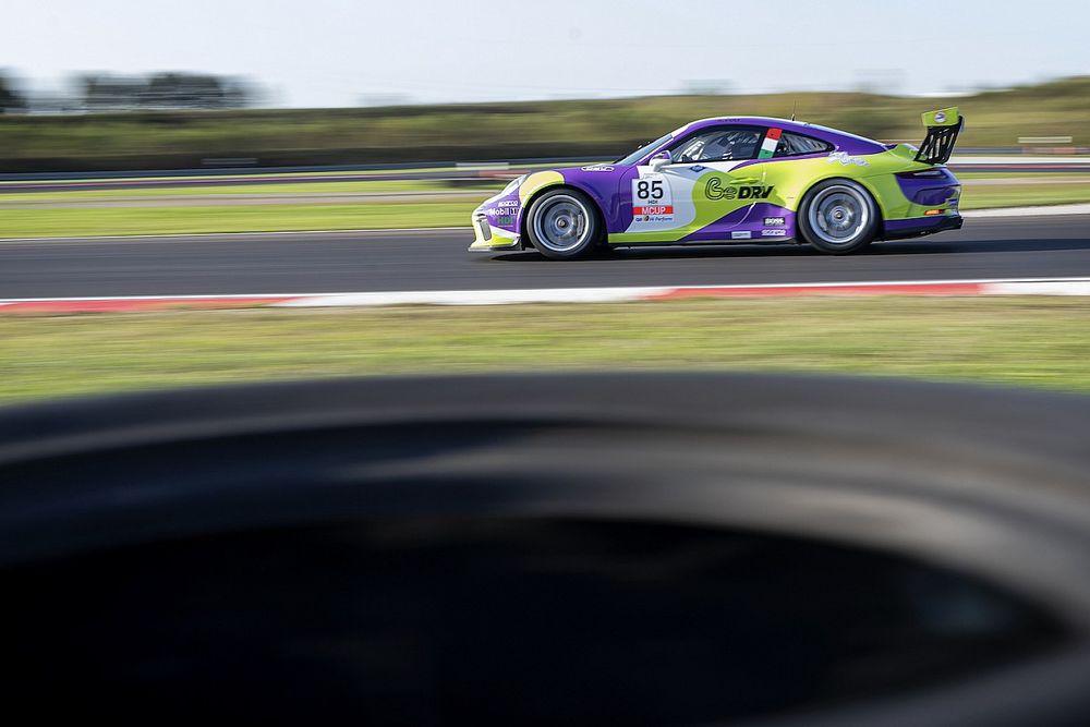 Carrera Cup Italia, Franciacorta: Poli-pole all'esordio nelle qualifiche Michelin