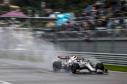 "Giovinazzi's Sochi F1 race ""a mess"" after radio failure"