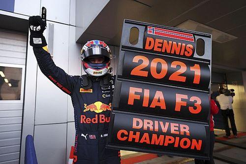 Hauger, campeón anticipado de la Fórmula 3 2021