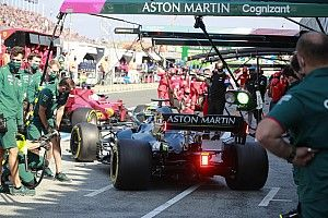 Tight Zandvoort F1 pitlane raises safety concerns for Dutch GP