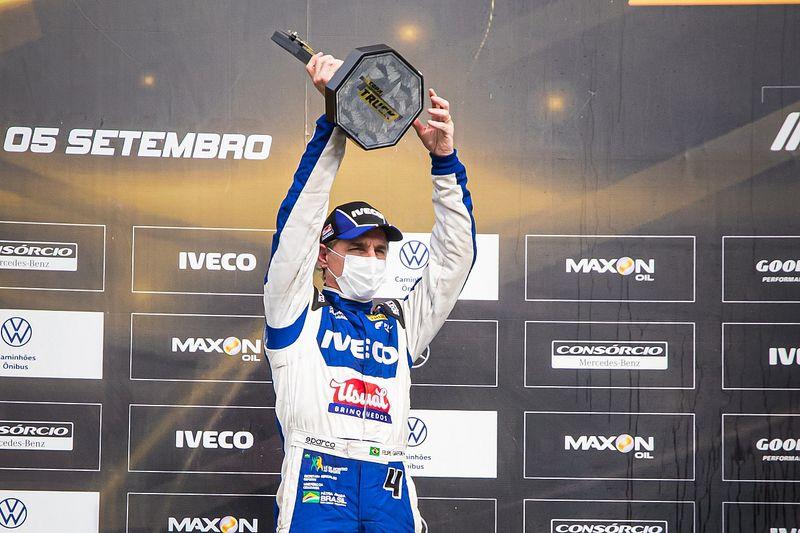 Iveco Usual Racing encara desafio na inédita pista de Potenza em busca do título da Copa Truck