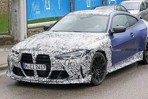 Kiderült, mikor kezdhetik meg a BMW M4 CSL modell gyártását