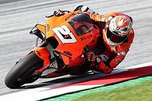 MotoGP, Austria, Libere 2: l'azzardo delle slick premia Lecuona