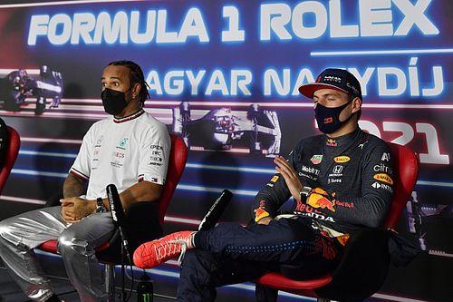 Hill advierte a Verstappen y Hamilton antes de Spa