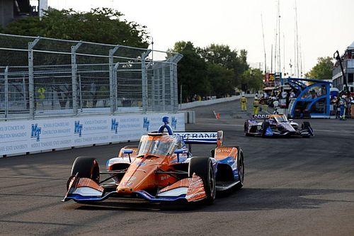 Dixon: Nashville IndyCar event would benefit from changes, stiffer penalties