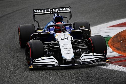 """Williams: """"F1 kask kamerasına bilgi yansıması ideal değil"""""""