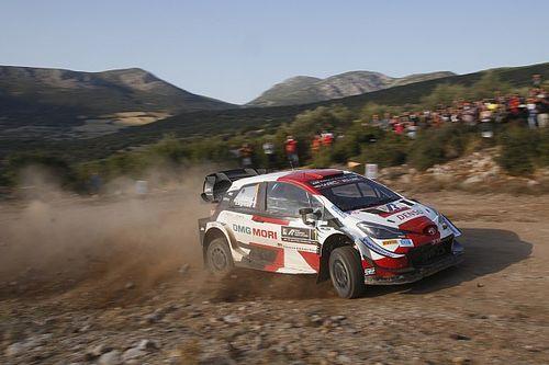 WRC, Rally Acropoli, PS11: Ogier si avvicina al secondo posto