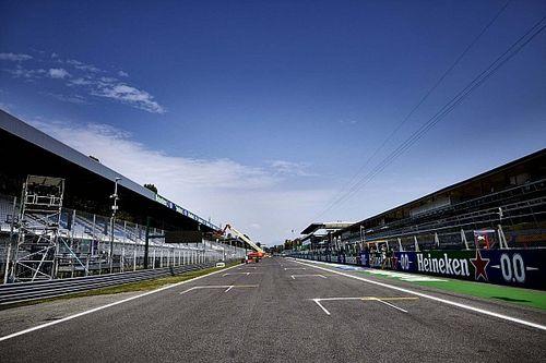 Jadwal F1 GP Italia 2021 Hari Ini