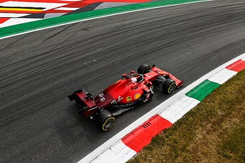 Uitslag: Tweede vrije training F1 Grand Prix van Italië
