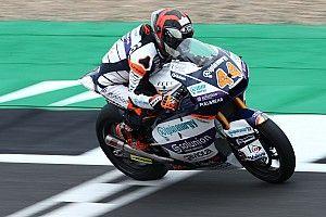 Hasil FP3 Moto2 Inggris: Aron Canet Melesat dari P14 ke P1