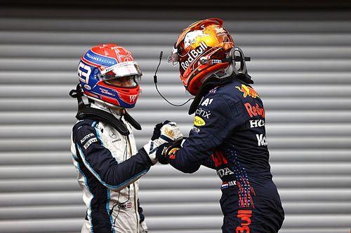 Belgian GP: Verstappen denies Russell shock F1 pole