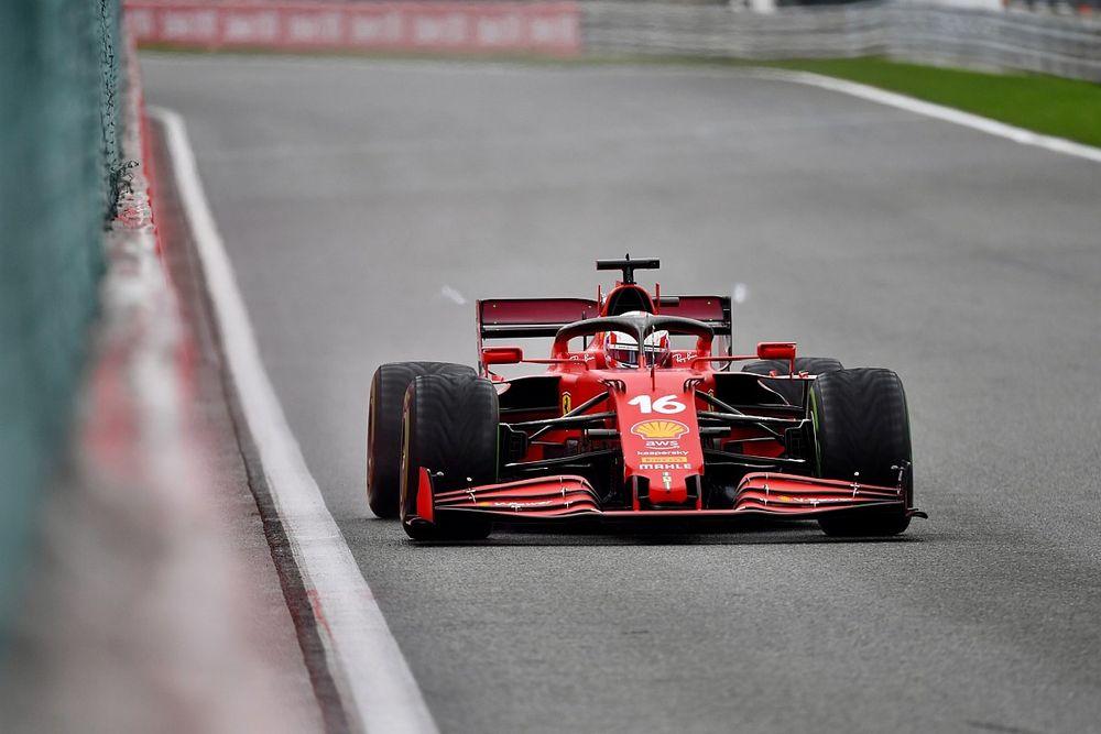 Charles Leclerc: Ferrari Tak Punya Kecepatan Tembus 5 Besar Kualifikasi