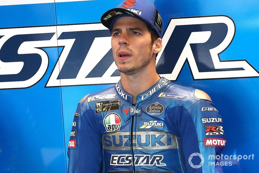 Joan Mir: 2021 MotoGP title out of reach after British GP
