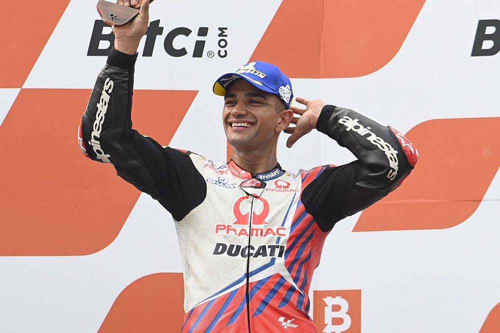 """Martin moet successen in MotoGP-races Oostenrijk """"even verwerken"""""""