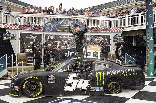 Ty Gibbs tops road course aces in Xfinity win at the Glen