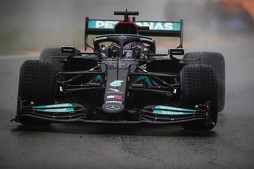 """F1 - Hamilton ficou """"decepcionado pelos fãs"""" e critica direção de prova em Spa: """"Dinheiro fala"""""""