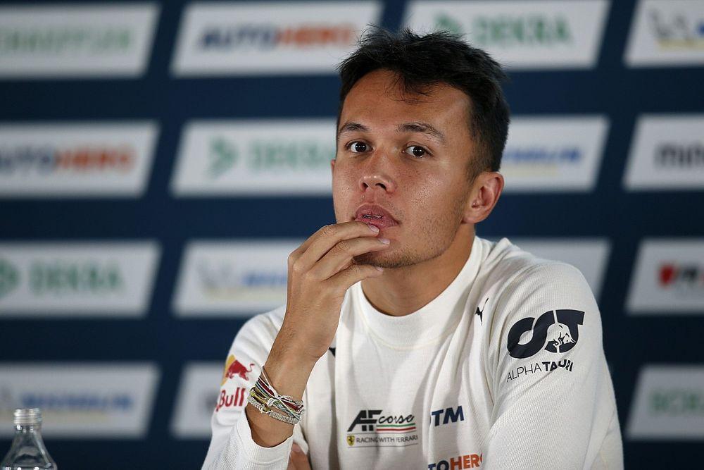 Albon: IndyCar era mi opción preferida si no podía regresar a F1