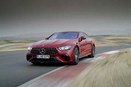 Egy 830 lóerős hibridként mutatkozott be a Mercedes-AMG GT 63 S E Performance