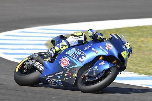 FP1 Moto2 Prancis: Locatelli terkencang, Dimas Ekky ke-31