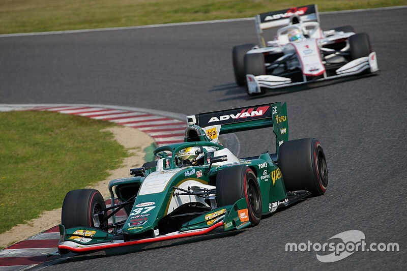 Who will prevail in Super Formula's five-way decider?