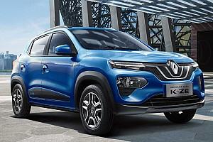 Renault представила бюджетний електрокросовер City K-ZE