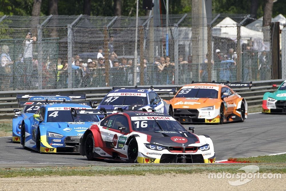 """DTM's survival chances """"dwindling day-by-day"""" - Glock"""