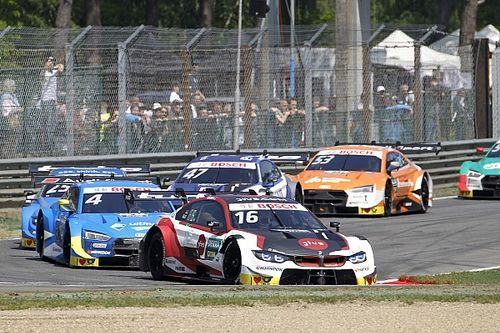 "DTM's survival chances ""dwindling day-by-day"" - Glock"
