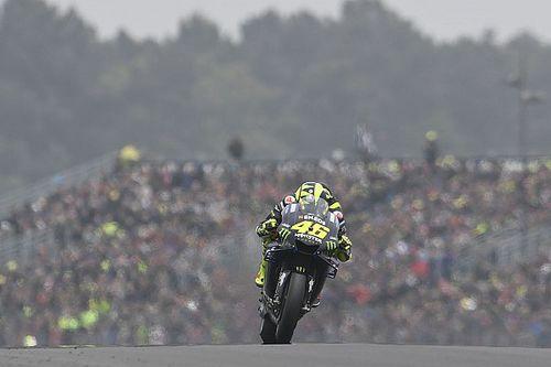 Rossi wini hamulce