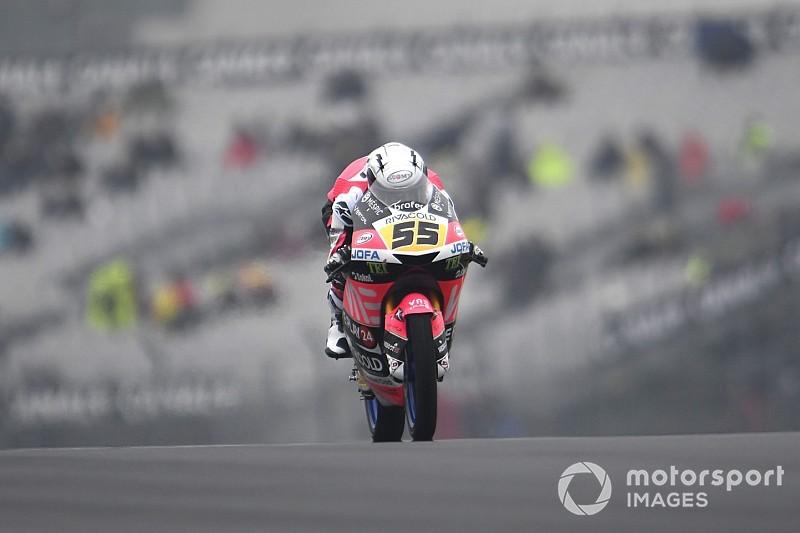 Red Bull Ring Moto3: Fenati kazandı, Deniz 17. oldu