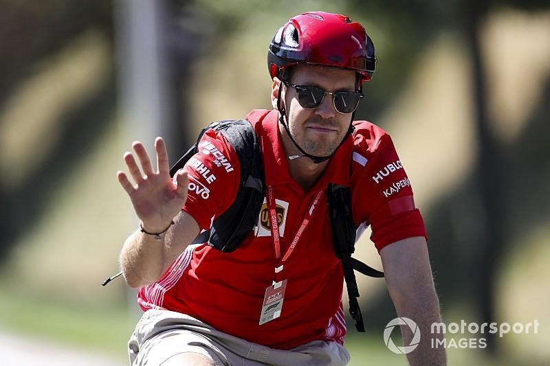 Vettel: F1 kuralları daha basit hale getirmeli