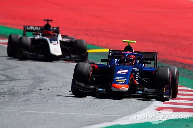 【動画】FIA F2オーストリアラウンド:レース2ハイライト