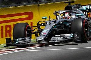 """Hamilton """"pas déçu"""", Wolff """"très inquiet"""" côté moteur"""