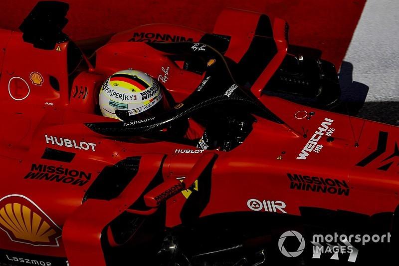 Vettel: SF90 henüz istediğim şeyleri yapmıyor