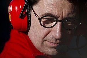 """Binotto: """"Nuestros tifosi y nuestros pilotos se merecen buenos resultados"""""""