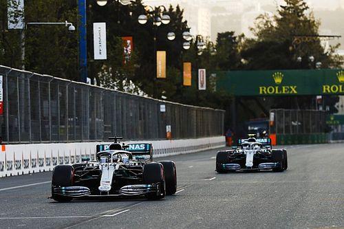 Онлайн. Гран При Азербайджана: гонка