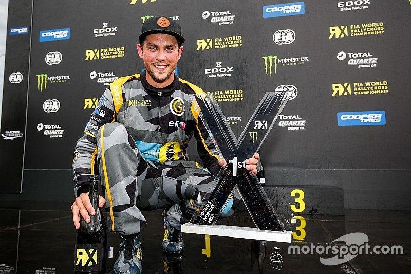 Marklund stripped of Norway World RX win over infringement