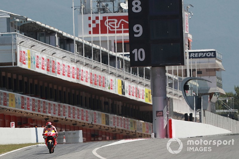 Галерея: найкращі світлини тестів MotoGP у Барселоні