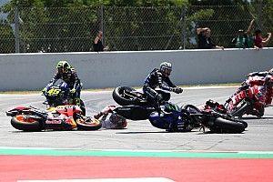 Лоренсо избежал наказания за аварию в Барселоне