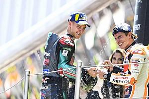Stats - Márquez conserve son record de plus jeune vainqueur