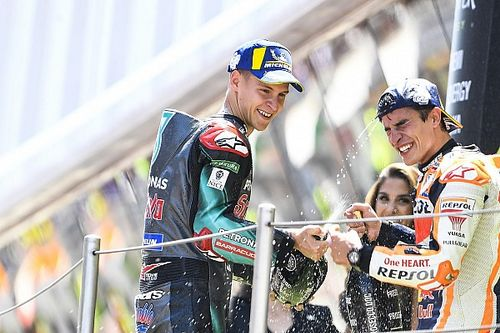 Маркес удержал рекорд самого молодого победителя. Интересная статистика Гран При Каталонии