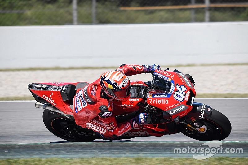 Довіціозо задоволений тестами нового карбонового шасі Ducati
