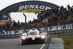 Le Mans: El Toyota #7 camina imparable hacia la victoria