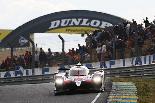 Le Mans: el Toyota #7, cómodamente delante del #8 a cinco horas del final
