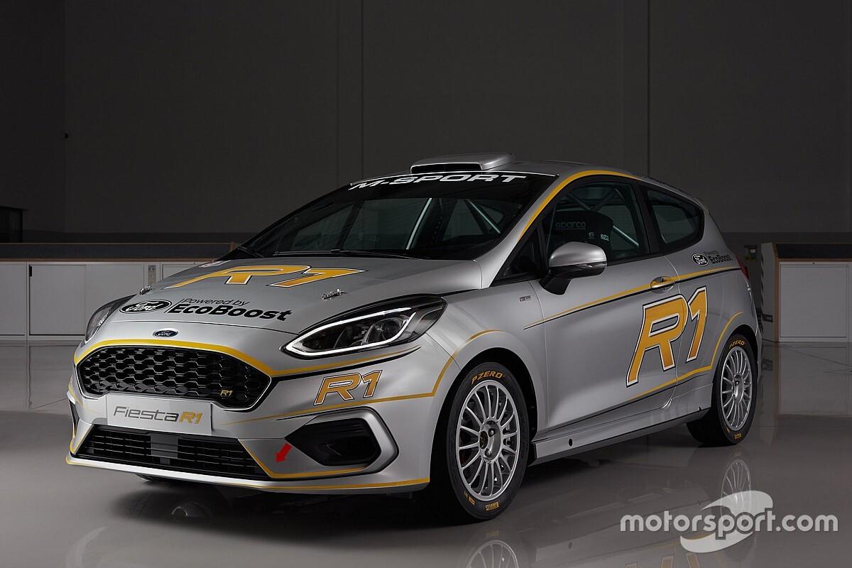 M-Sport Polska przygotował nową Fiestę R1