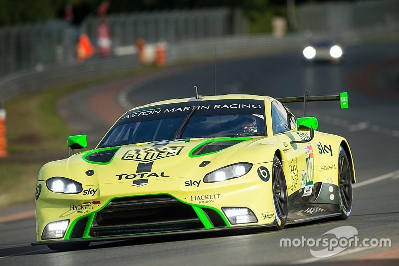 24h di Le Mans: Aston Martin e Corvette penalizzate dal BoP nella GTE Pro
